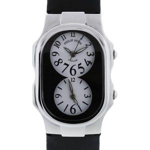 COPY - Philip Stein Teslar Dual Time Wristwatch